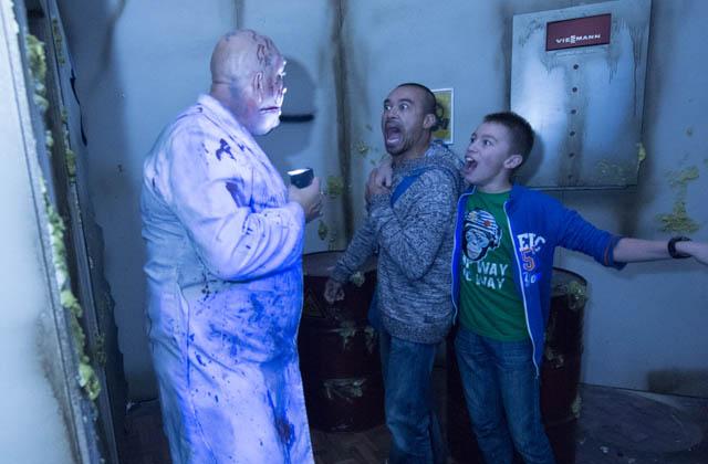 Bobbejaanland Halloween.Halloween In Bobbejaanland